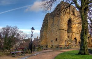 Knaresborough Castle and Museum near Harrogate