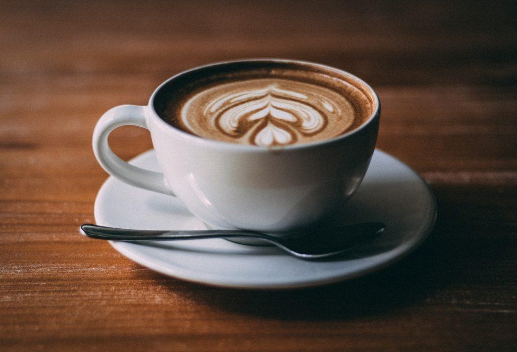 Cup of coffee in Harrogate