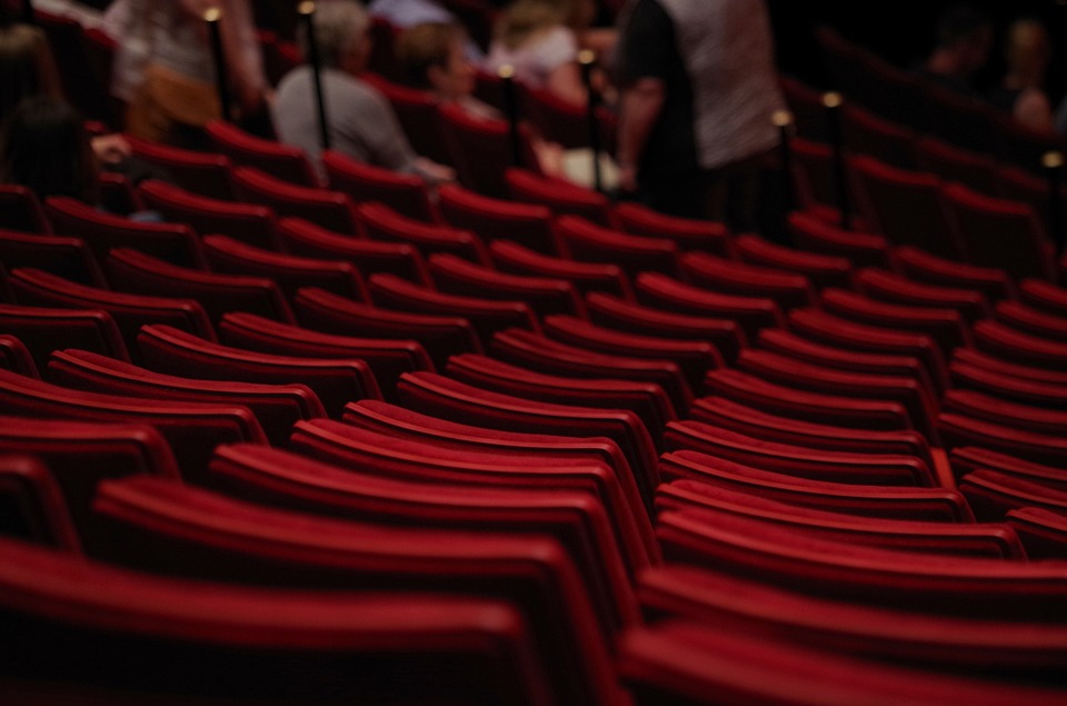 Seats in a theatre in York