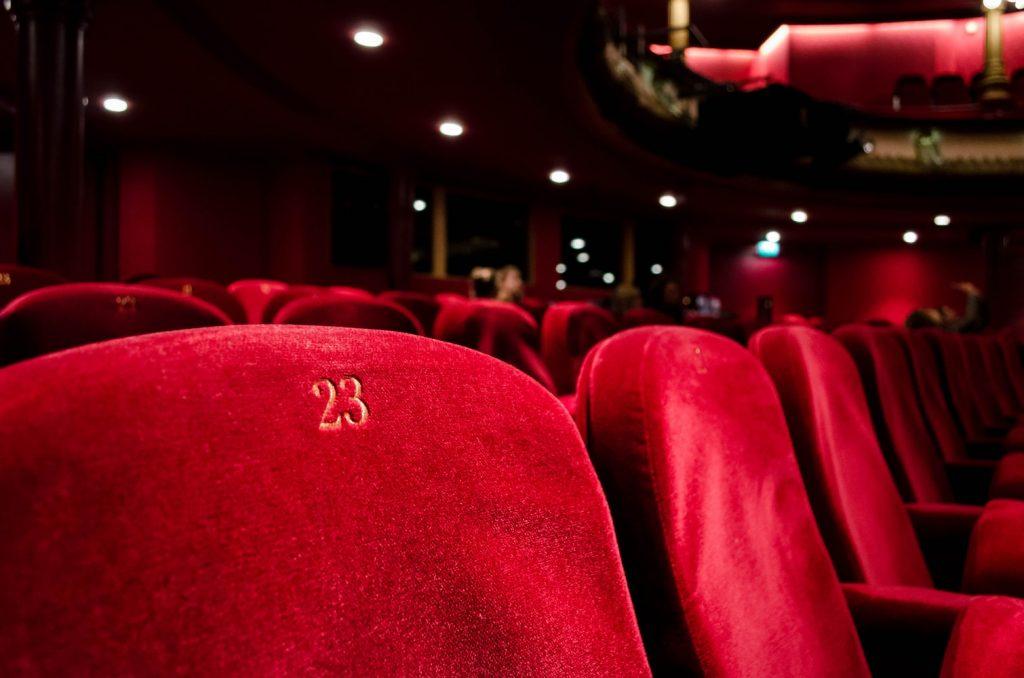 Theatre seats in York
