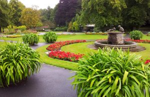 Valley Gardens in Harrogate