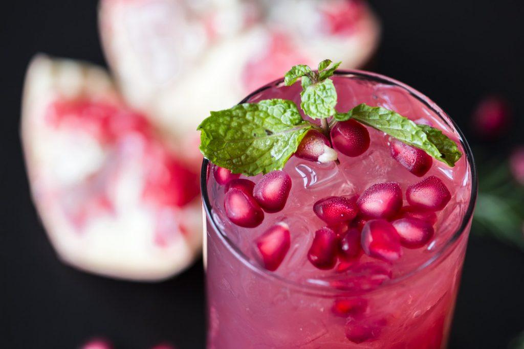 Vegan cocktail